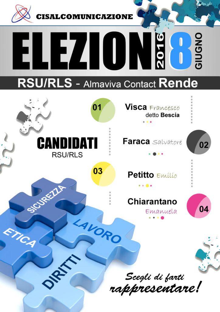 elezioni rsu almaviva